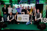 Junior Achievement Student Company festival is concluded and Scandinavian enterprises received majority of the prizes