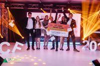 ISCF winners announced